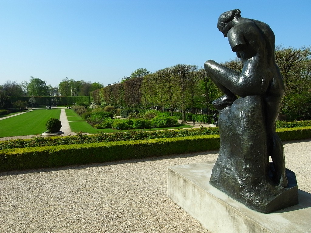 Musée Rodin gardens © greentea2006/ Flickr