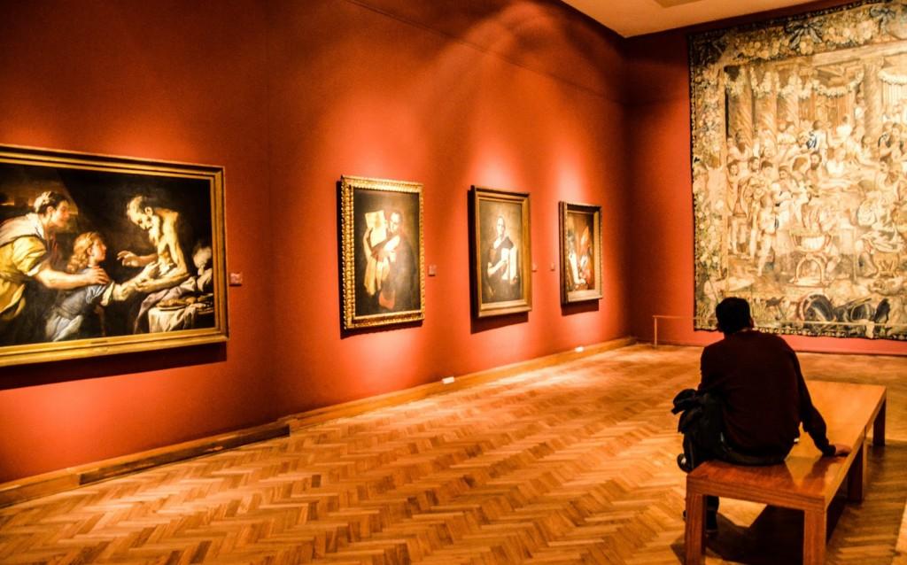| Museo Nacional de Bellas Artes / WikiTravel