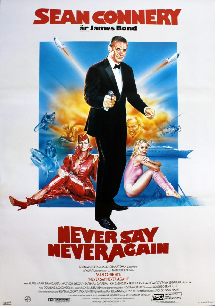 Never Say Never Again used Villefranche-sur-Mer for many of its key scenes   ©