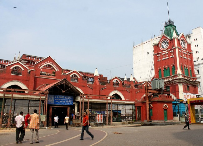 New Market in Kolkata | © Ranktip/WikiCommons