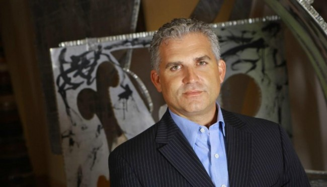 Nick Korniloff, Art Miami Vice-President and Director | Courtesy of Art Miami LLC