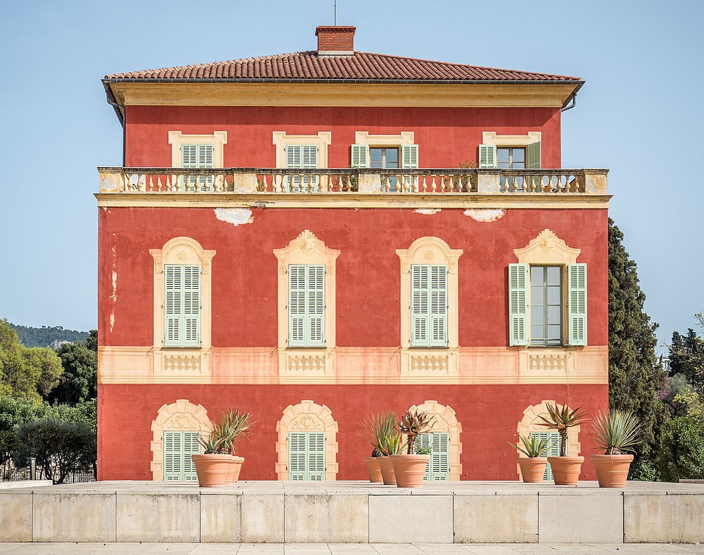 You can visit many of the museums in Nice on a 24-hour 10€ ticket  © ermell/WikiCommons