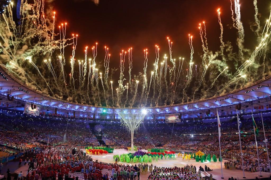 Rio 2016 Olympics Closing Ceremony / ©Fernando Frazão / Wikimedia Commons