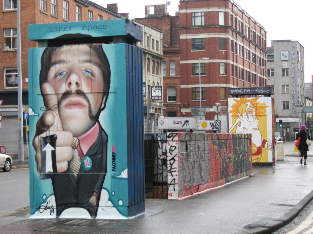 Outhouse Manchester | © Pete Birkinshaw / Flickr