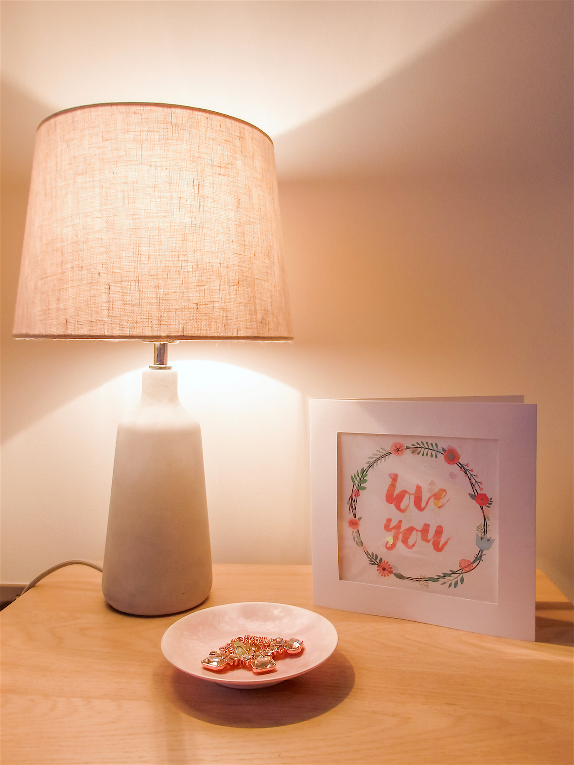 Valentine's card lifestyle