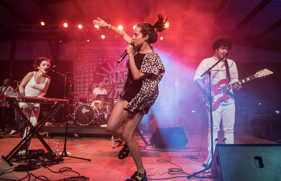 Ximena Sariñana at Pachanga 2015 © Pachanga Latino Music Festival