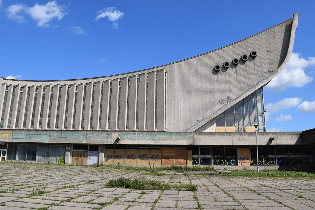 The Palace of Concerts and Sports, Vilnius | © Elizabeth Georgian