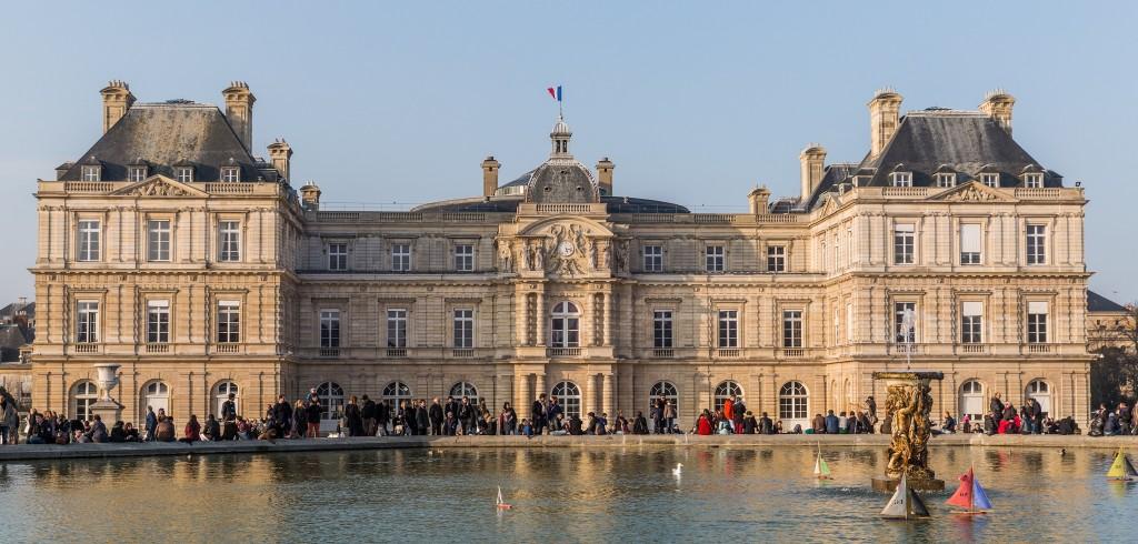 Palais du Luxembourg │© Ninara
