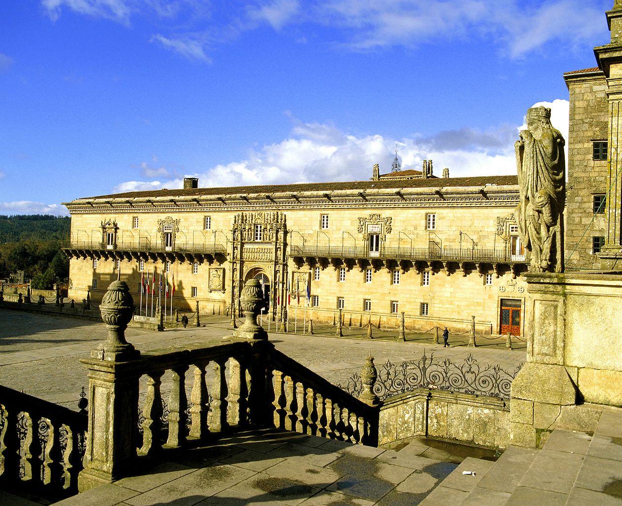 Parador de Santiago de Compostela | © Paradores/ WikiCommons
