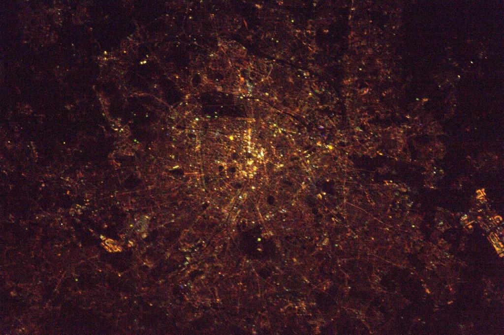 Paris │© ESA/NASA