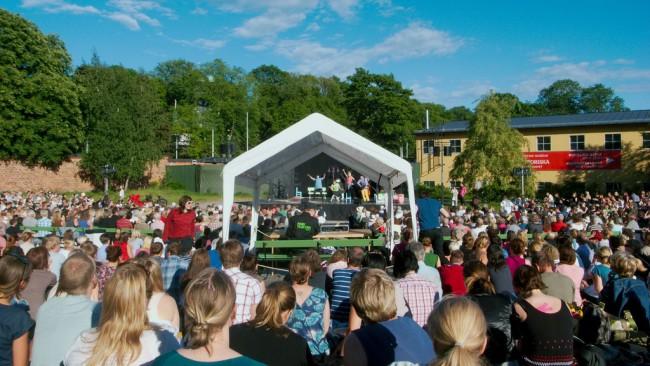 Free theatre in Stockholm's parks | ©Jon Åslund/Flickr