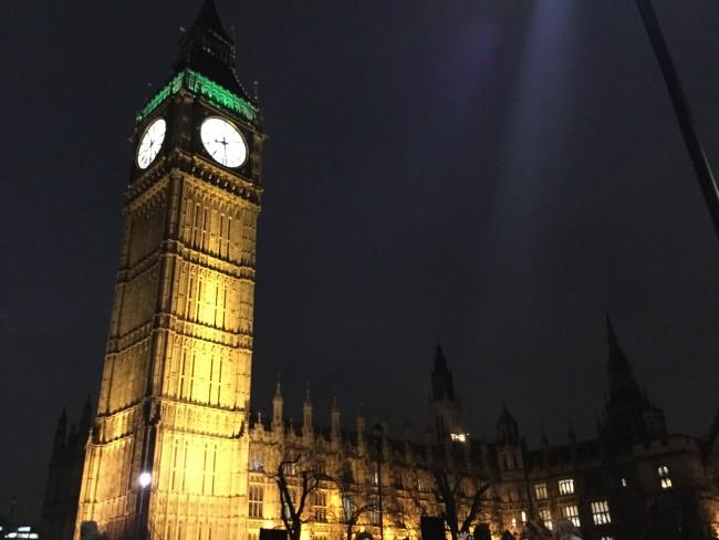 Houses of Parliament in London | © Ruaidhrí Carroll