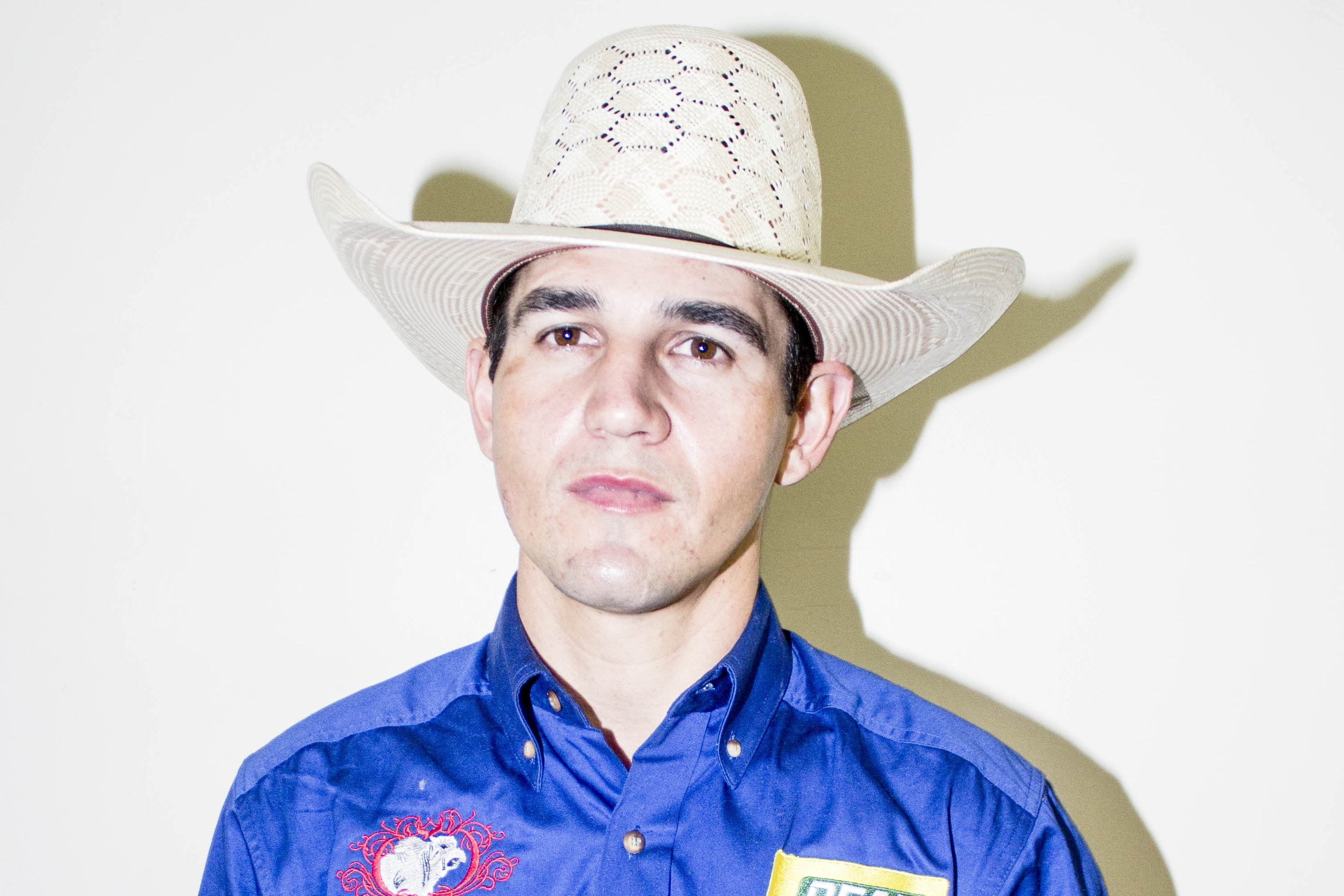 Luis Blanco before the day two of PBR in New York City | © Amanda Suarez/Culture Trip