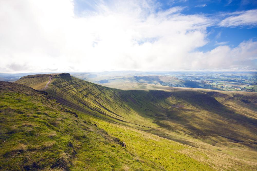 Pen Y Fan mountain ©Ross Merritt/Flickr