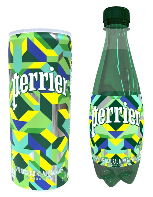 Courtesy of Perrier