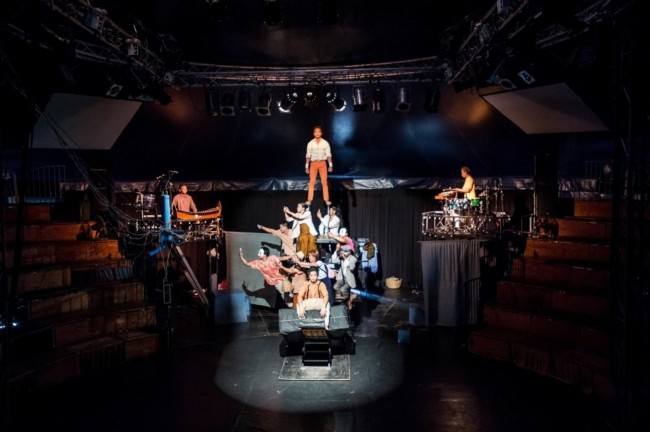 Phare The Cambodian Circus is a must-see while in Siem Reap © Scott Sharick