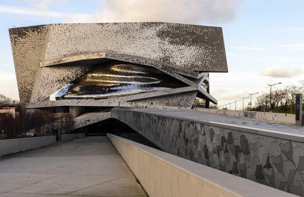 Philharmonie de Paris │© Herman Pijpers