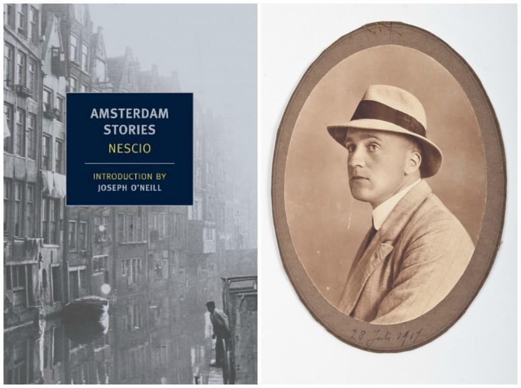 Buku kumpulan cerita, Amsterdam Stories karya Nescio