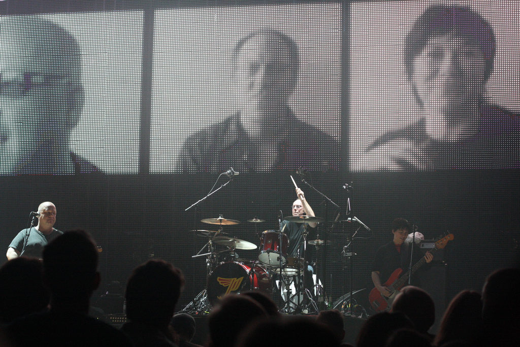 Pixies perform at DAR Constitution Hall | ©Angie Garrett/Flickr