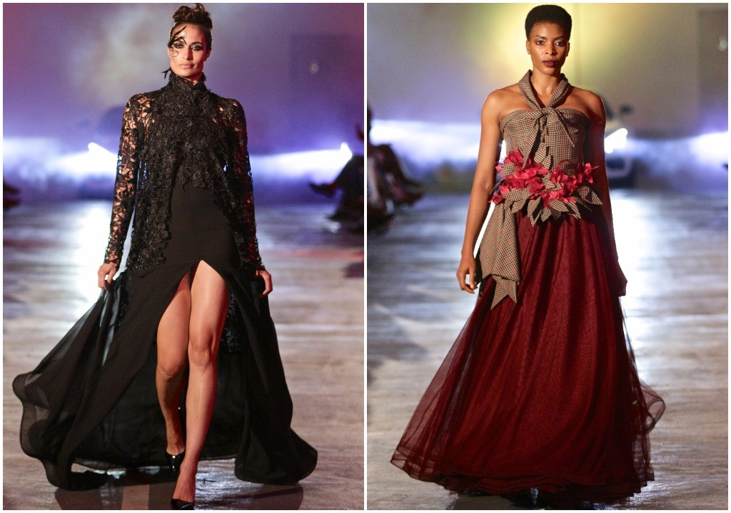 David Tlale/Mercedes-Benz Fashion Week Johannesburg 2016 © Coutesy of Simon Deiner Photography / SDR Ramp