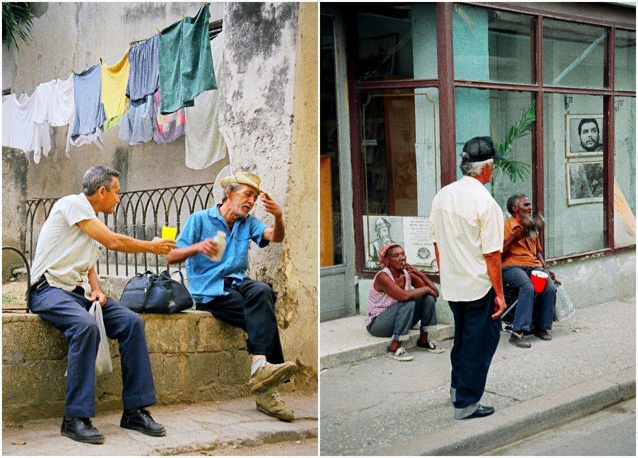 Havana street scenes © Cyndie Burkhardt