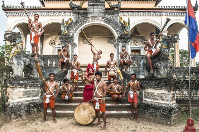 Five of the Best Traditional Art Troupes in Cambodia