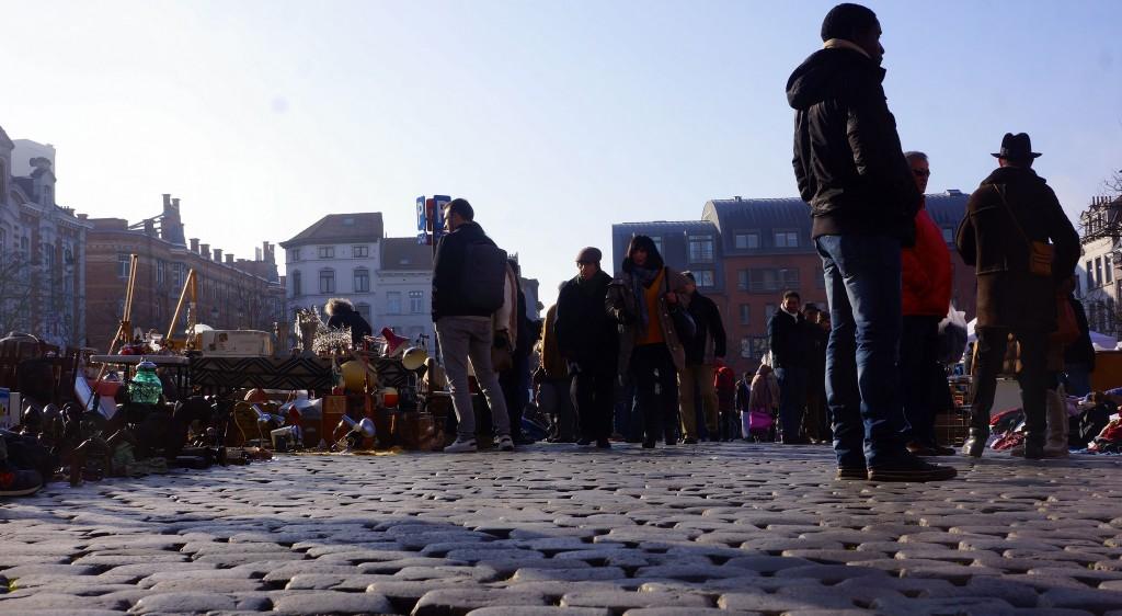 Place du Jeu de Balle | © sam.rommily / Flickr