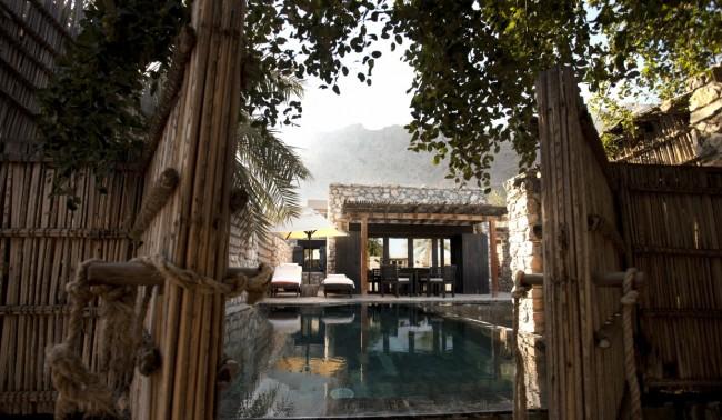 Pool Villa at Zighy Bay Six Senses Musandam