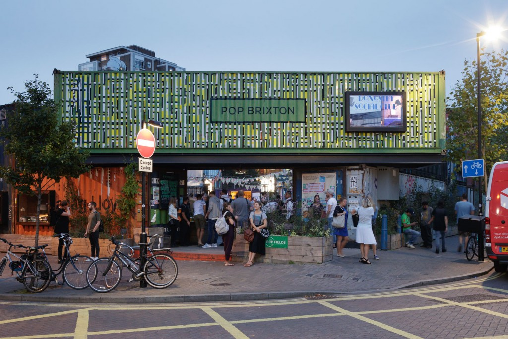 Pop Brixton | © Tim Crocker
