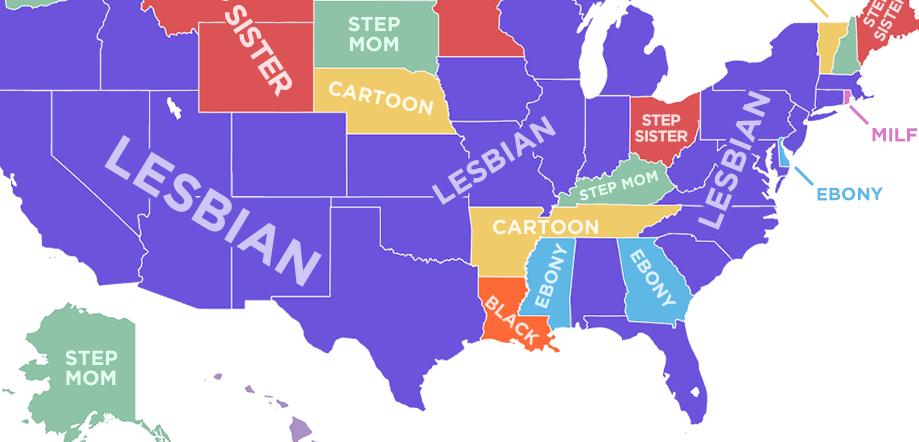 23 sjove og interessante kort, der viser, hvor Weird-6109