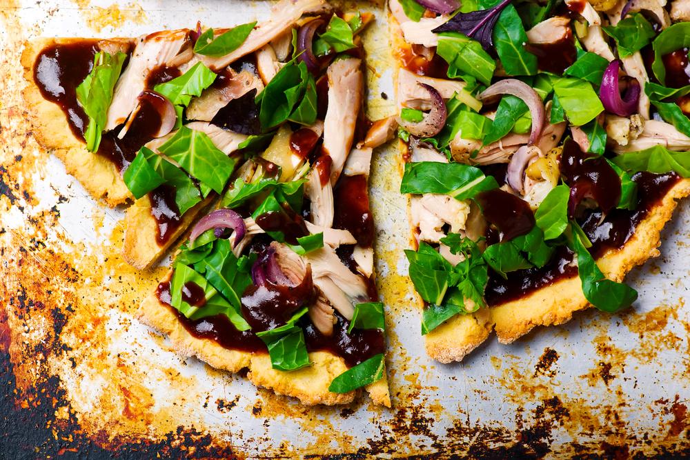 Potato and Chicken Gluten Free Pizza| © zoryanchik/Shutterstock
