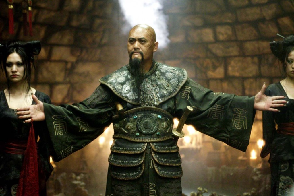 Chow Yun-Fat in 'Pirates of the Caribbean: At World's End'   Courtesy of Disney