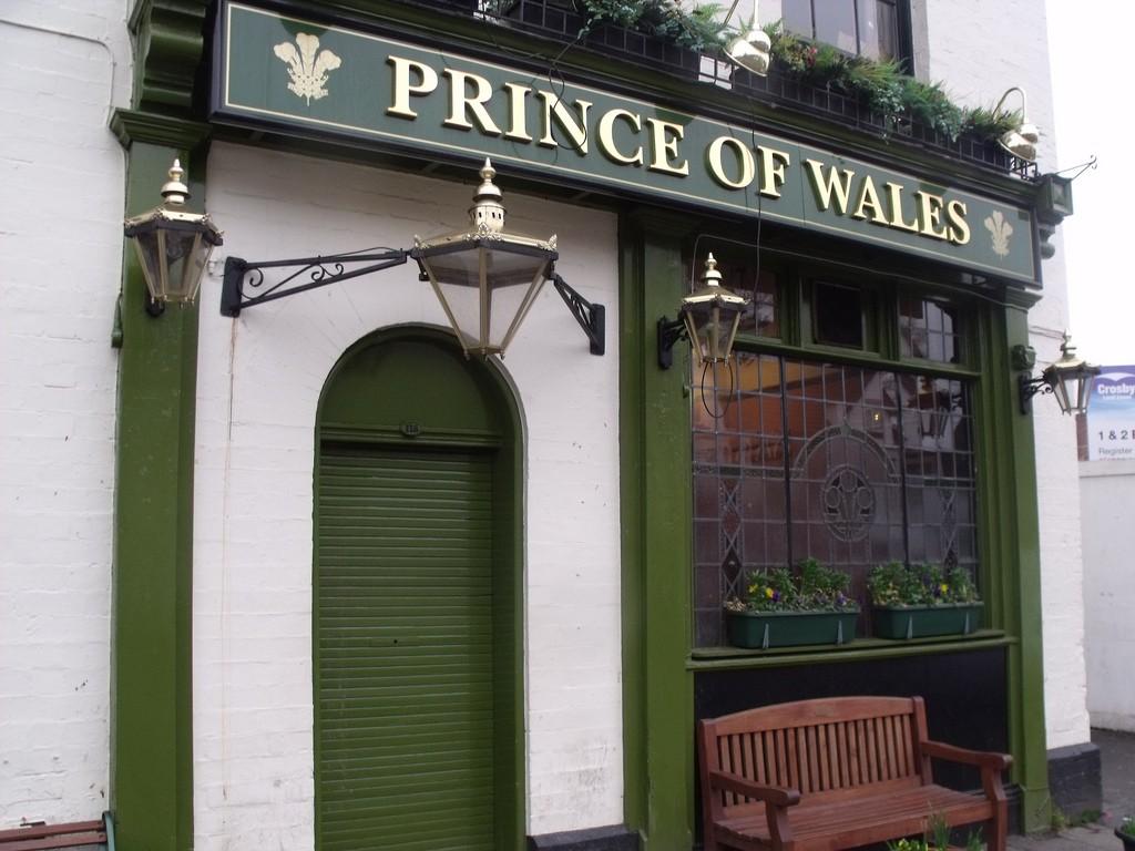 Prince of Wales pub in Moseley | © Elliot Brown/Flickr