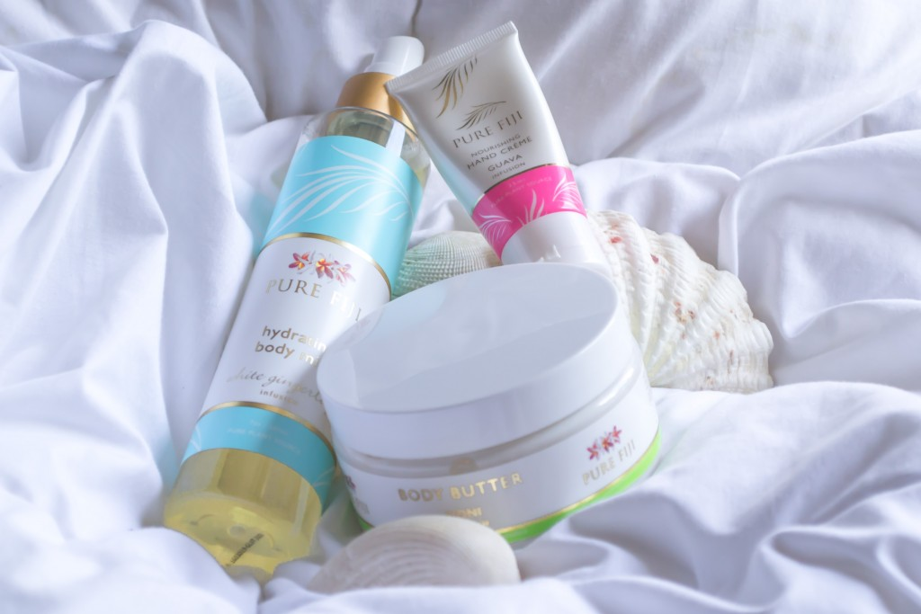 Pure Fiji beauty products