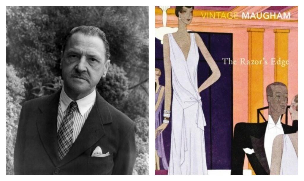 Somerset Maugham in 1934 | © Carl Van Vechten/WikiCommons | © Vintage Classics