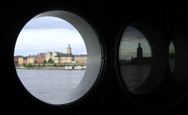 View from Red Boat Mälaren | ©Christy Milford/Flickr