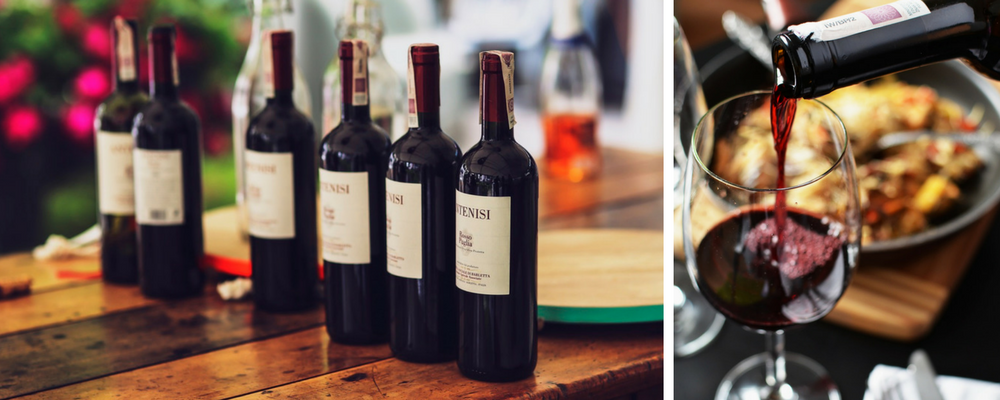 Red wine can be enjoyed responsibly with MIND