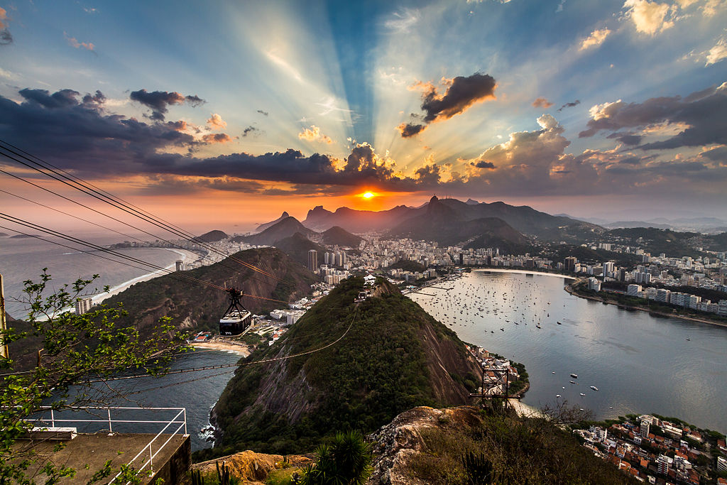 10 Awe-Inspiring Places to Watch the Sunset in Rio De Janeiro