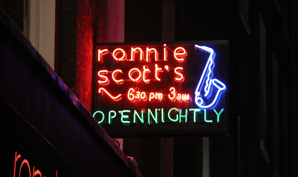 Ronnie Scott's | © Valerie Lawson/Flickr