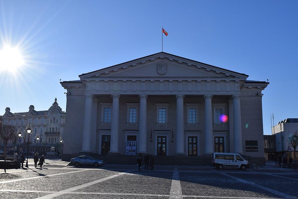 Vilnius Town Hall | © Elizabeth Georgian