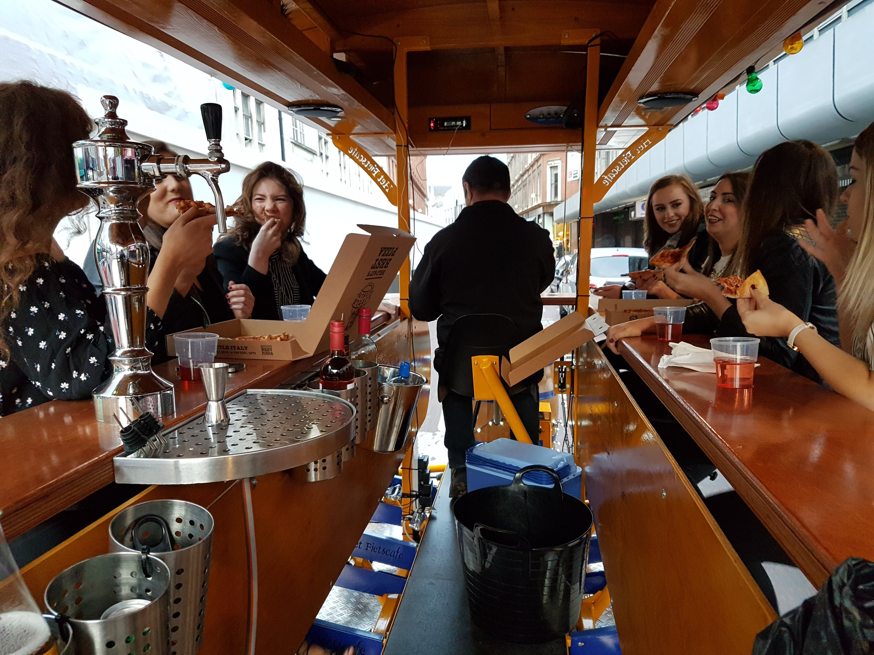Wee Toast Tours   © Courtesy of Wee Toast Tours