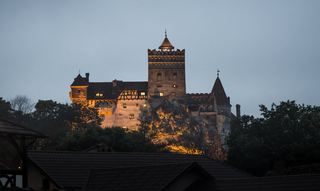 Bran Castle | © spline splinson /Flickr