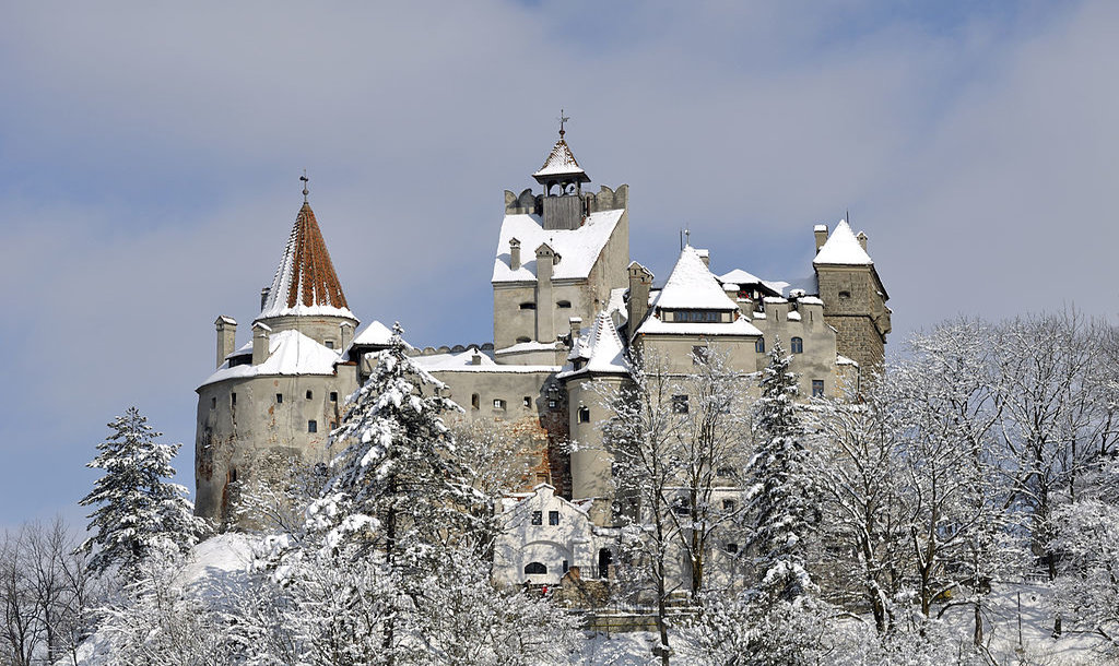 A Brief History Of Bran Castle