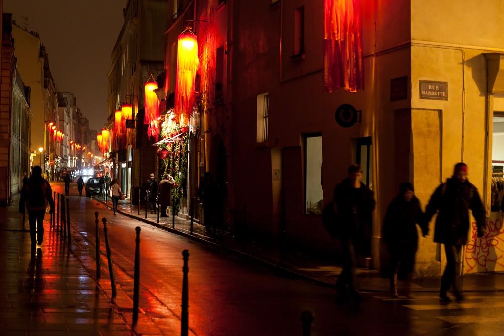 Rue Vieille du Temple │© Jens Schott Knudsen / Flickr