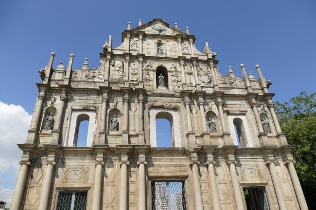 Ruins of St. Paul's Macau | falco (Public Domain) / Pixabay