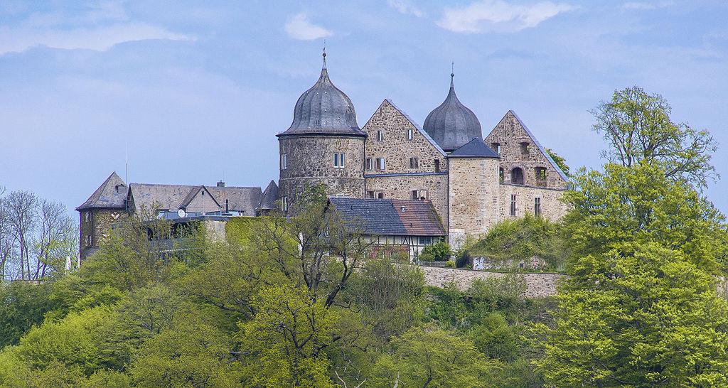Sababurg Castle | © Bytfisch/ WikiCommons