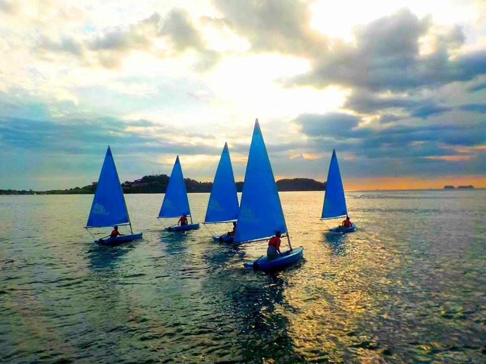 Set sail at the Costa Rica Sailing Center/Courtesy of Costa Rica Sailing Center
