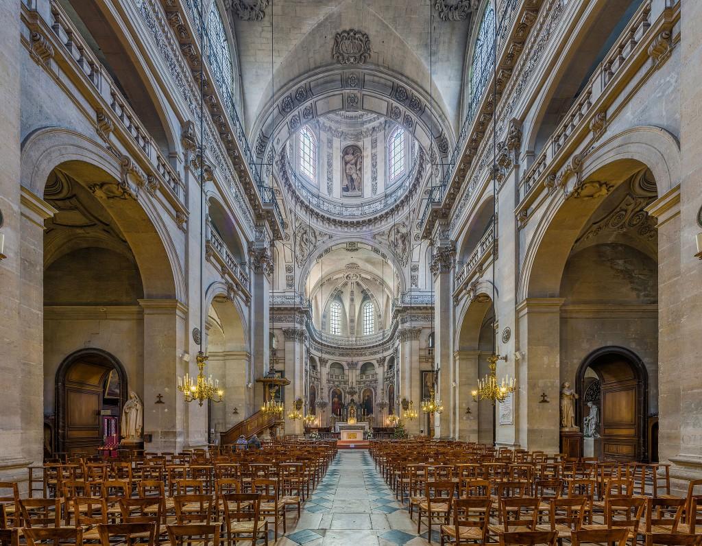 Saint-Paul-Saint-Louis │© Diliff