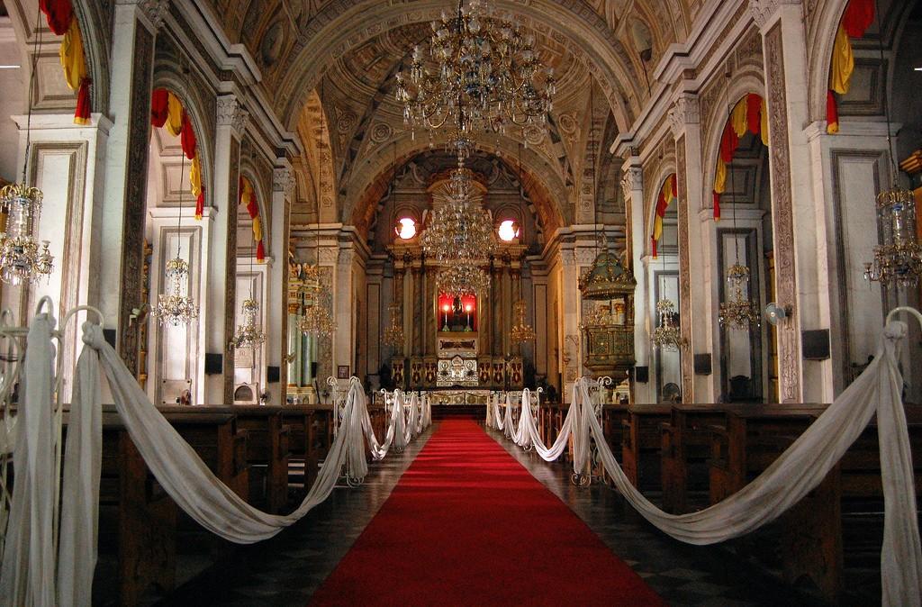San Agustin Church, Intramuros  © Shubert Ciencia / Flickr
