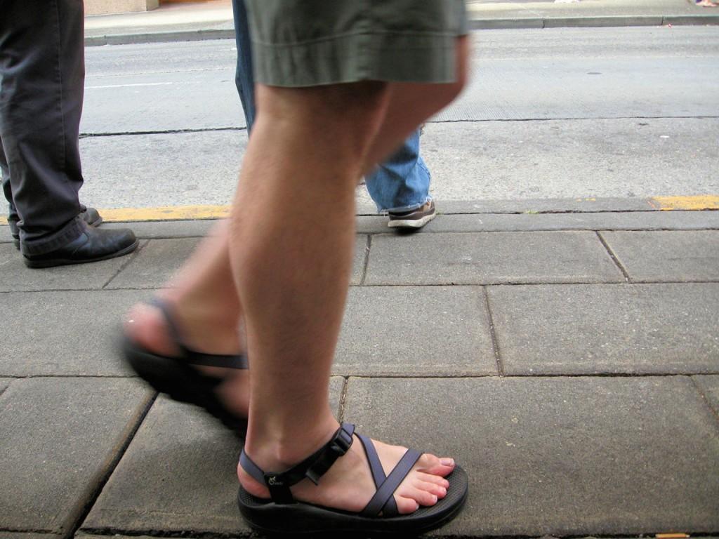 Sandals © Joe Szilagyi Flickr CC